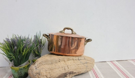 How to Clean and Care for Copper Cookware?