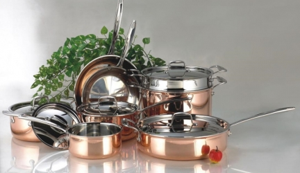 Copper Cookware vs. Stainless Steel: The Battle of Cookware