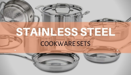 Top 10 Stainless Steel Cookware Sets
